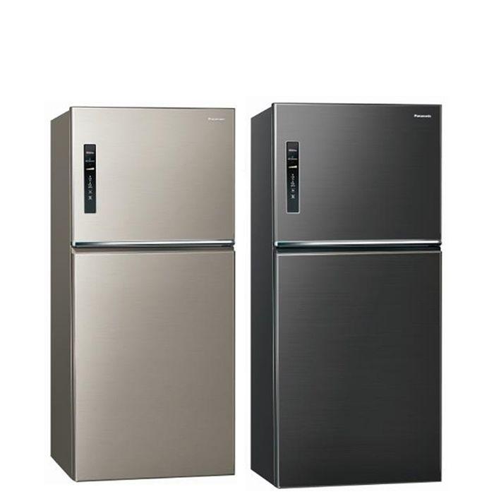 Panasonic國際牌650公升雙門變頻冰箱NR-B659TV-S1/NR-B659TV-A(冰箱特賣)
