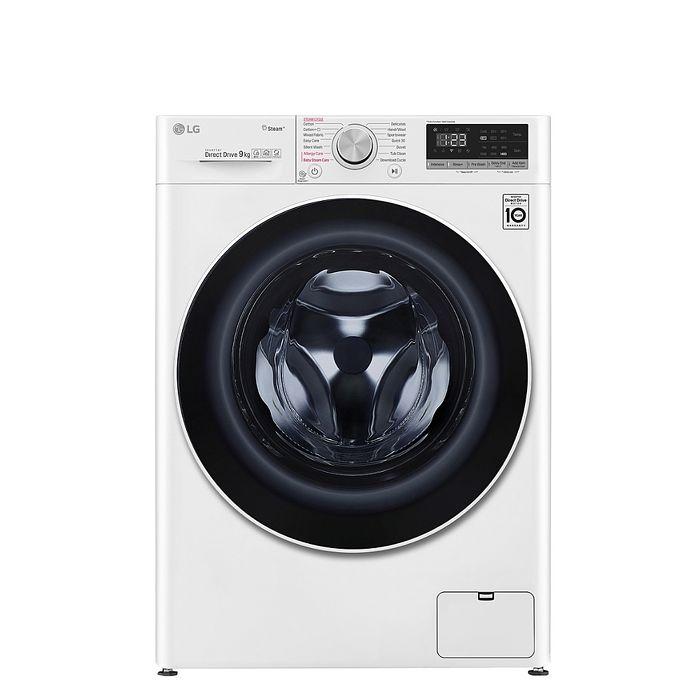 LG樂金9公斤蒸洗脫烘洗衣機WD-S90VDW