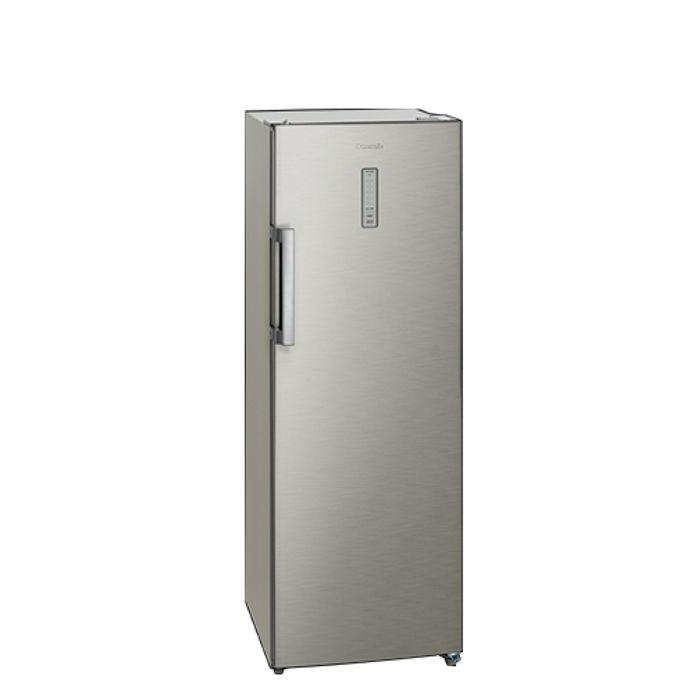 Panasonic國際牌242公升直立式無霜冷凍櫃NR-FZ250A-S