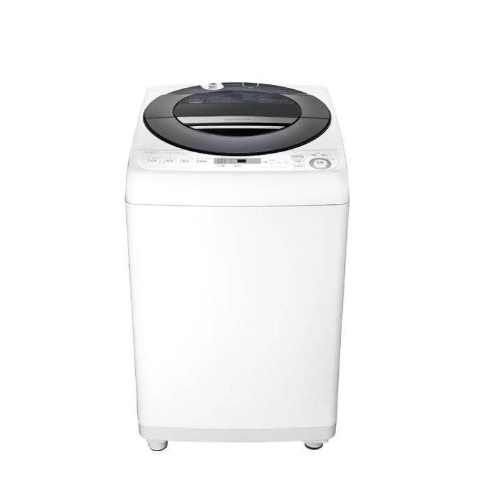分享送500元★加碼送陶板屋餐券4張★SHARP夏普13公斤變頻無孔槽洗衣機ES-ASF13T (回函贈)