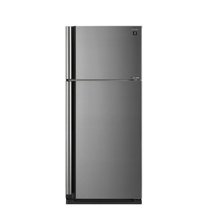 【結帳享驚喜價】SHARP夏普541公升雙門變頻冰箱SJ-SD54V-SL★分享送500元★回函送科技酷冷袋1590元