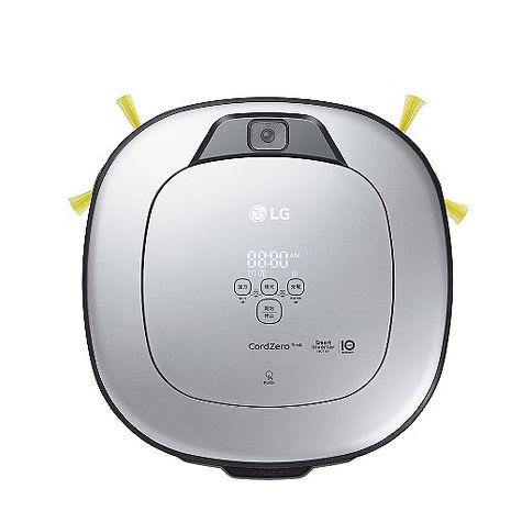 (預購)送陶板屋餐券3張★LG樂金掃地機器人WIFI(濕拖地)防毛髮糾結刷頭吸塵器VR6698TWAR