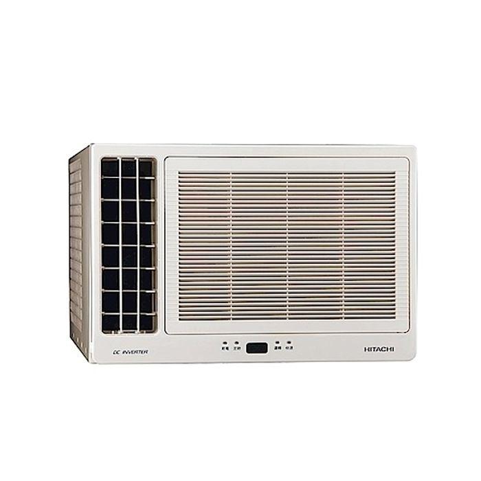日立9-11坪雙吹變頻窗型冷氣 RA-68QV(含標準安裝)
