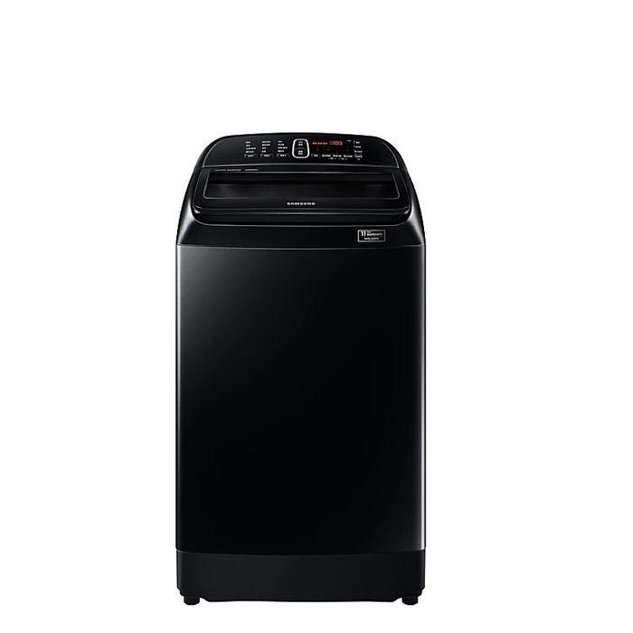 三星13公斤洗衣機奢華黑WA13T5360BV/TW