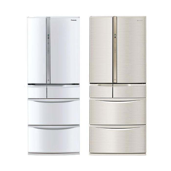 Panasonic國際牌501公升六門變頻冰箱NR-F507VT-N1/NR-F507VT-W1(冰箱特賣)