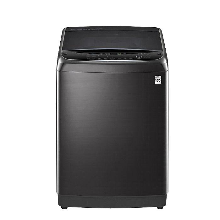 送陶板屋餐券1張★LG樂金13KG變頻蒸善美溫水深不鏽鋼色洗衣機WT-SD139HBG