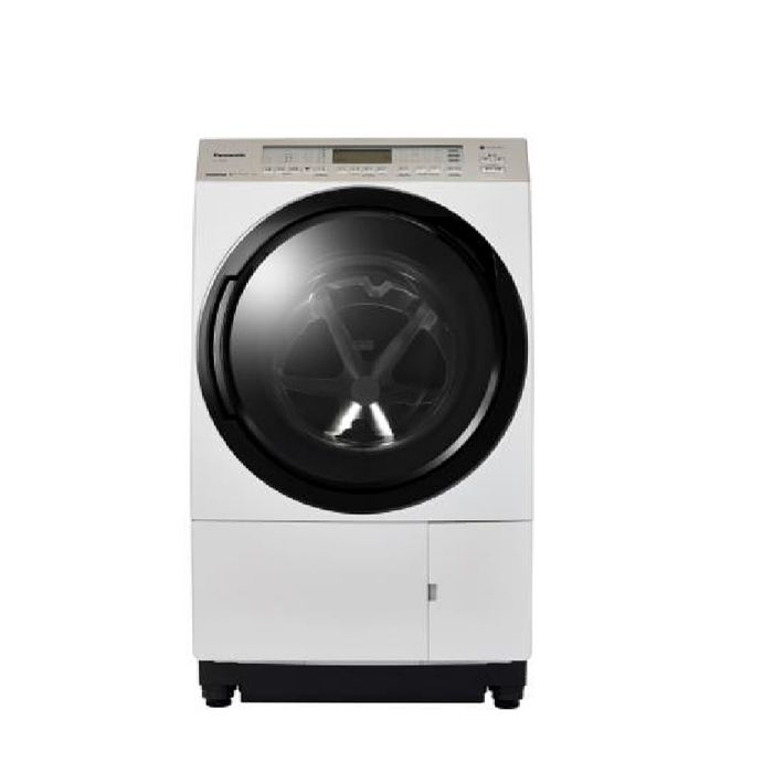 Panasonic國際牌11KG滾筒洗脫烘右開日本製洗衣機NA-VX90GR