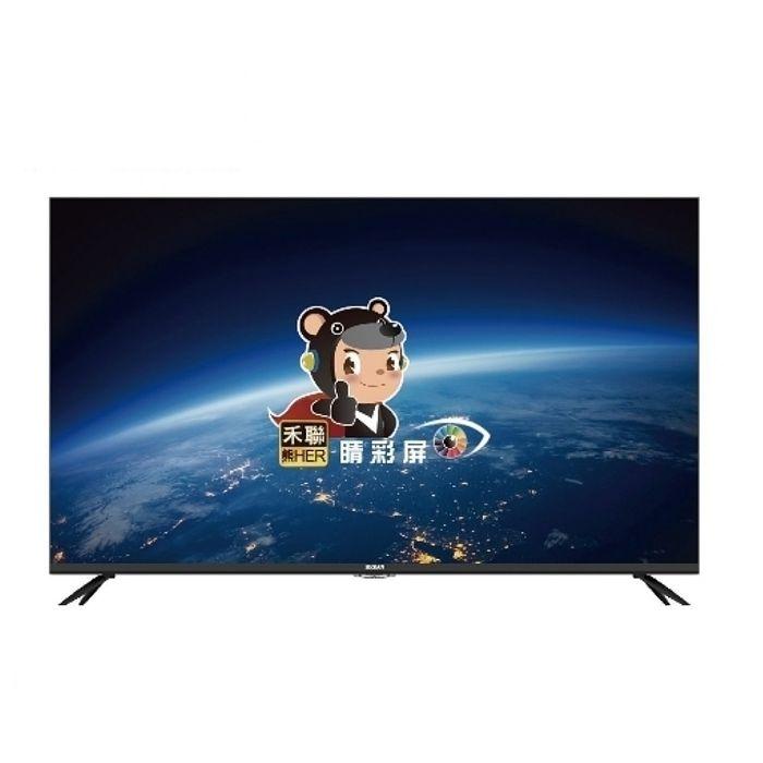 【限時領券再折】禾聯43吋4K連網電視HD-434KH1(含運無安裝)