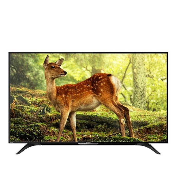 回函贈★SHARP夏普50吋4K聯網電視4T-C50CK1X(電視特賣)