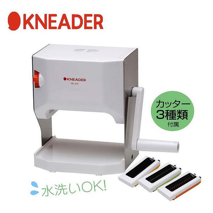 日本 KNEADER 製麵條機 MC200
