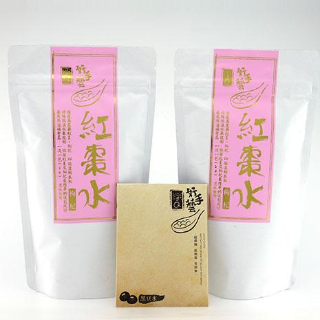 纖Q好手藝【紅棗枸杞水2入】植物界的滴雞精