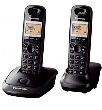 國際牌DECT數位無線電話KX-TG2512 TW