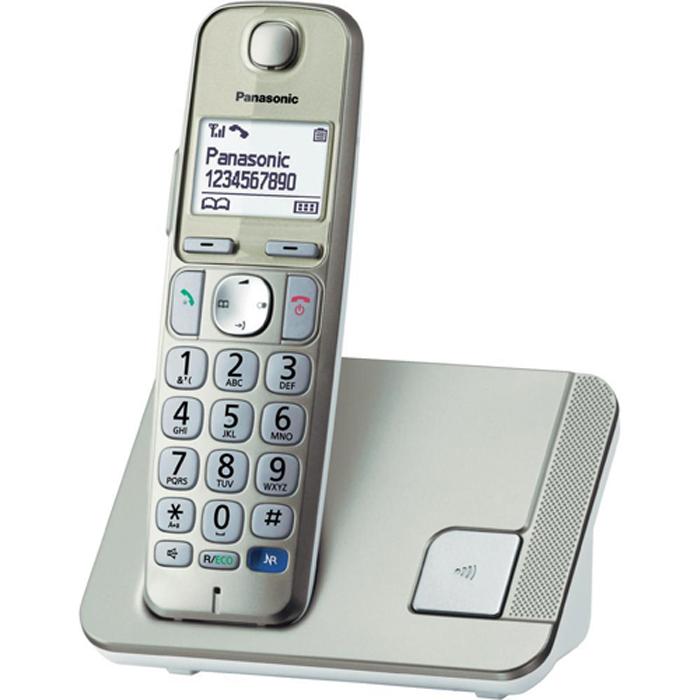 【TGE210TW】 Panasonic 國際牌數位DECT 無線電話 KX-TGE210TW (松下公司貨) 中文選單
