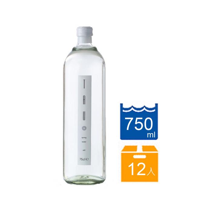 【TAU】天然礦泉水 750ml (12入/箱)