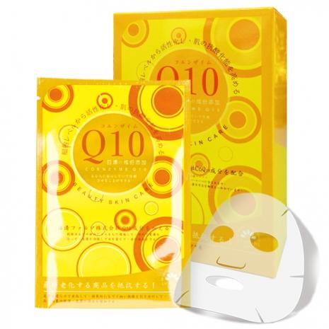 【SHINNING WAY萱薇】美麗奇蹟面膜10片-美妝‧保養‧香氛‧精品-myfone購物