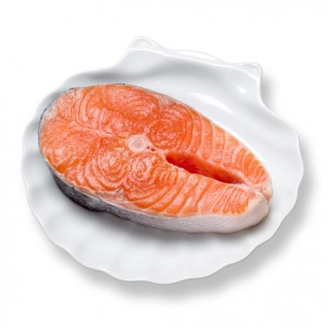 【寶島福利站】挪威鱒鮭切片5片(230g/片)