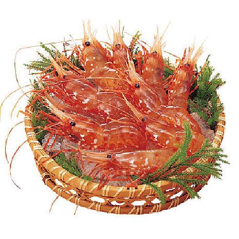 【寶島福利站】鮮甜生食等級牡丹蝦(XL規格)2包(250g/包)