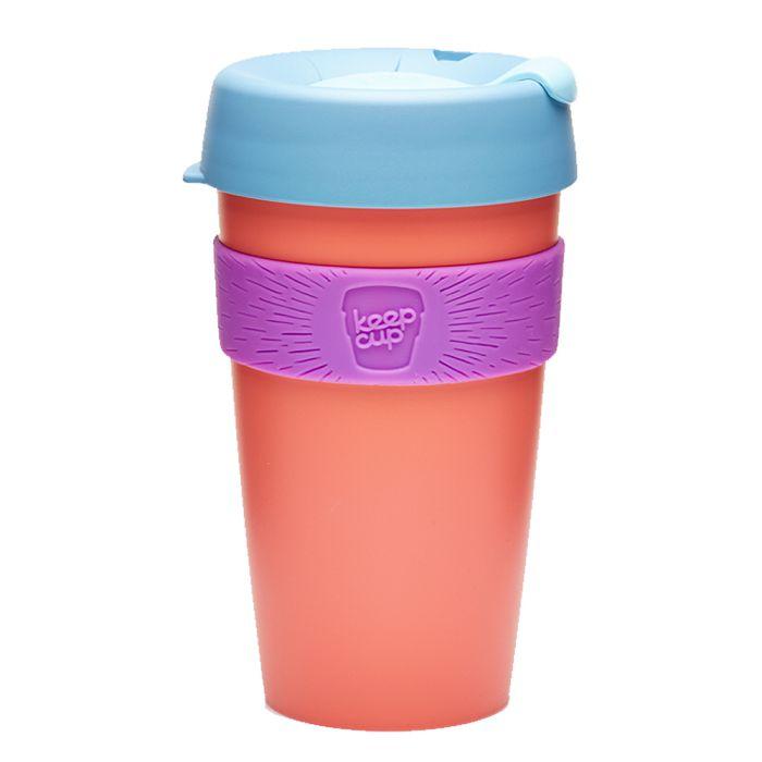 澳洲 KeepCup 隨身咖啡杯 L - 杏桃