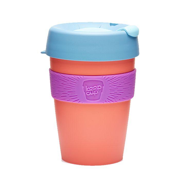 澳洲 KeepCup 隨身咖啡杯 M - 杏桃