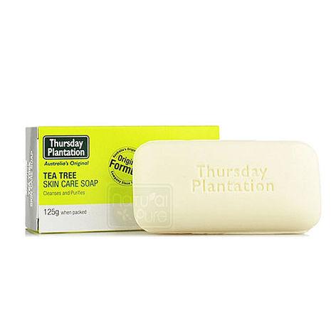 澳洲星期四農莊-茶樹純淨皂(125g/入)