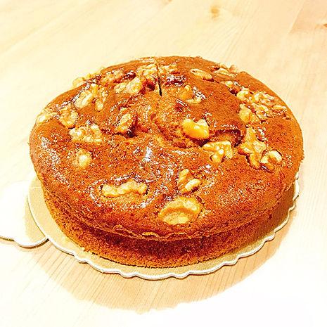 預購-樂活e棧-生日快樂造型蛋糕-香蕉核桃蛋糕(6吋/顆共1顆)