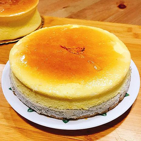 預購-樂活e棧-生日快樂造型蛋糕-香芋愛到泥乳酪蛋糕(6吋/顆共1顆)