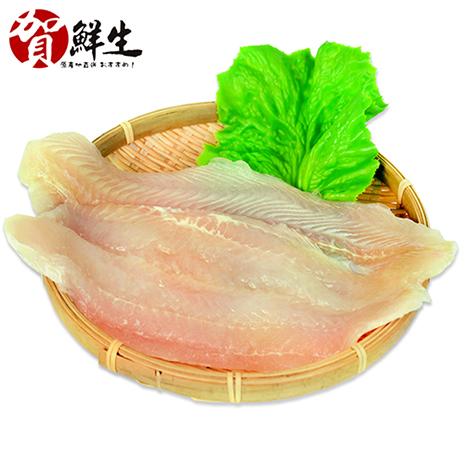 【賀鮮生】急凍鮮嫩巴沙魚排2kg(約4-5片/1kg/包)-[1611]