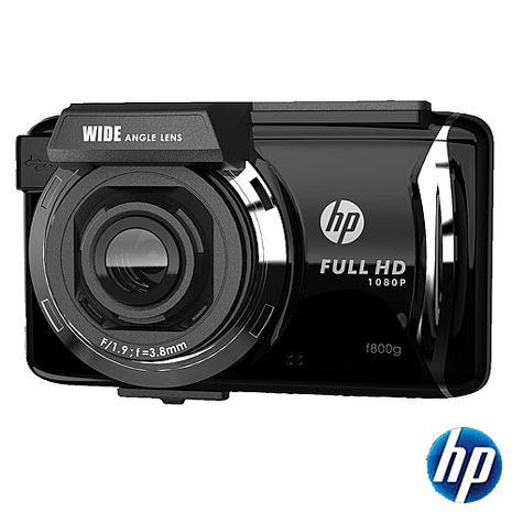 HP F800G 觸控式FULL HD 1080P高畫質行車記錄器+16G記憶卡