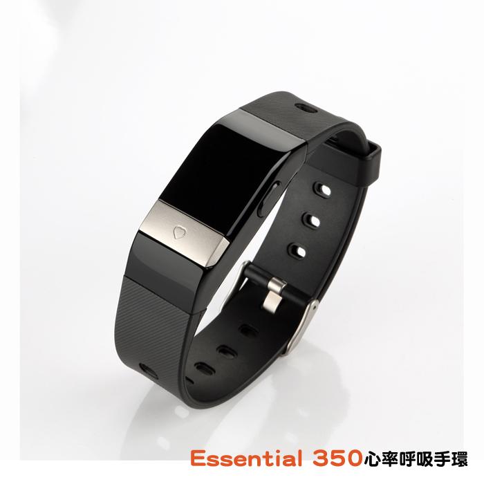 Mio MiVia Essential 350心率呼吸手環