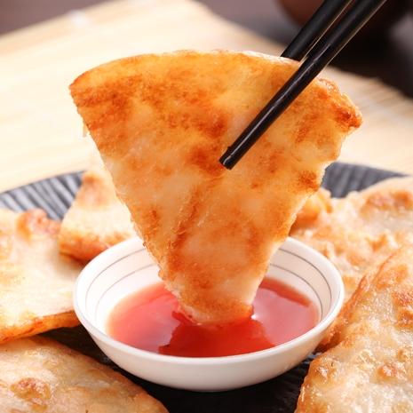 【快樂大廚】泰式月亮蝦餅230g/片5片(附醬)