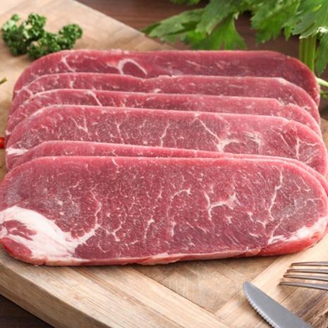 【快樂大廚】美國CAB安格斯超嫩肩牛排12片(600g 6片/包)