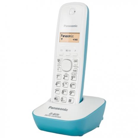 Panasonic 2.4G 數位高頻無線電話KX-TG3411尊爵黑