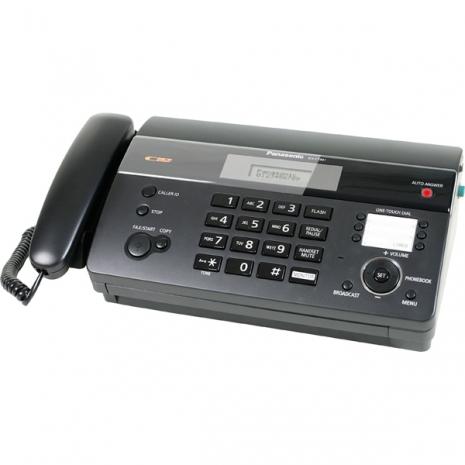 Panasonic感熱式傳真機KX-FT981