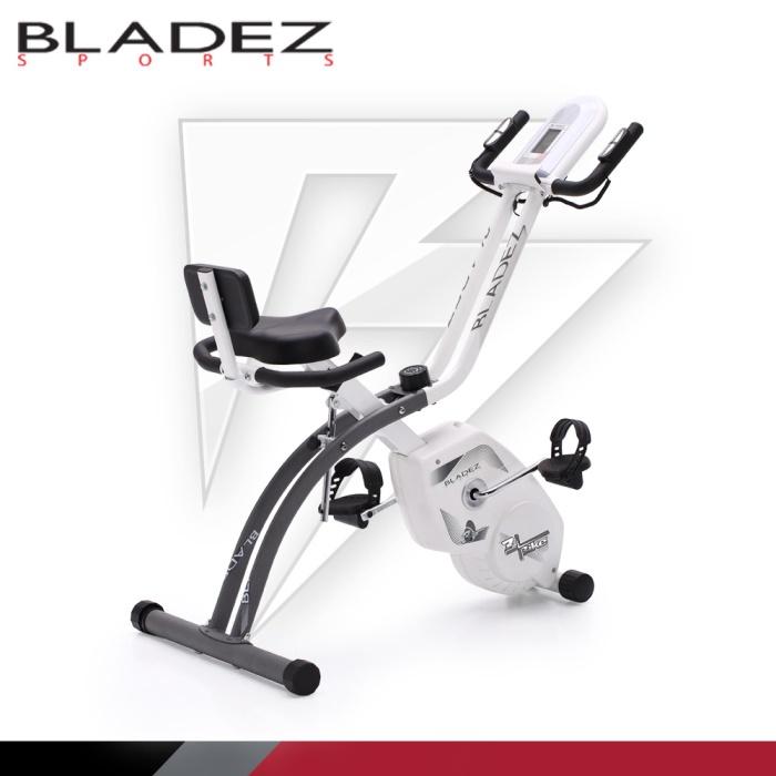 BLADEZ Z-BIKE 三位一體健身車 (不含外島運送)