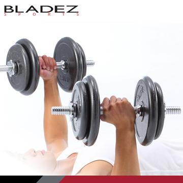 【BLADEZ】YD30A - 44.05磅組合式啞鈴