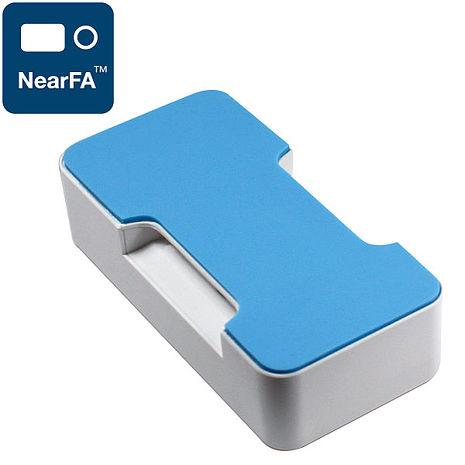 NearFa i放6共振喇叭 藍色-網