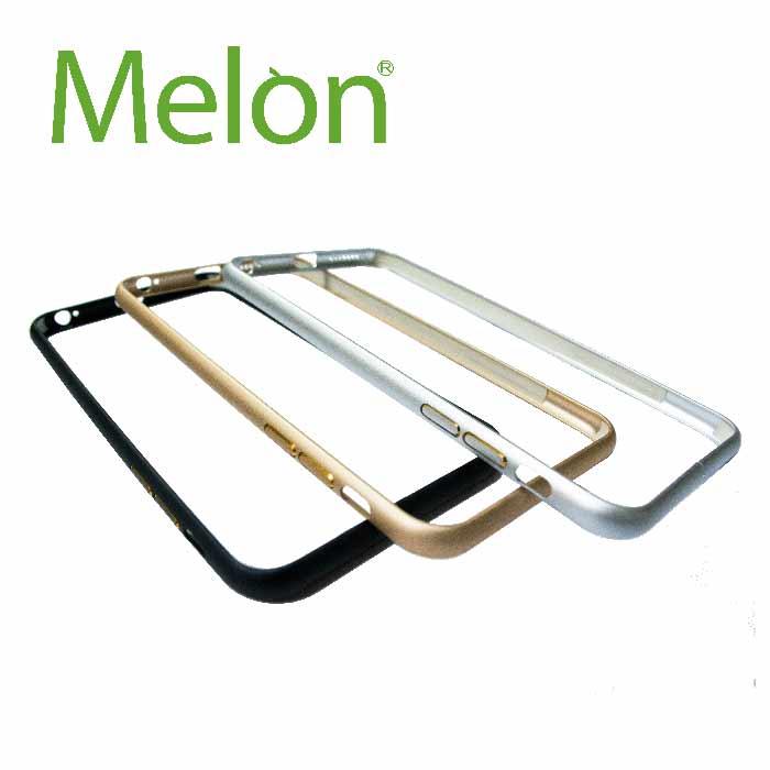 【MELON】iPhone 6Plus /6s Plus 質感 超薄 輕巧邊框 CA-001
