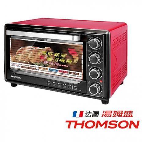 【THOMSON湯姆盛】30公升雙溫控旋風式烤箱(SA-T02)