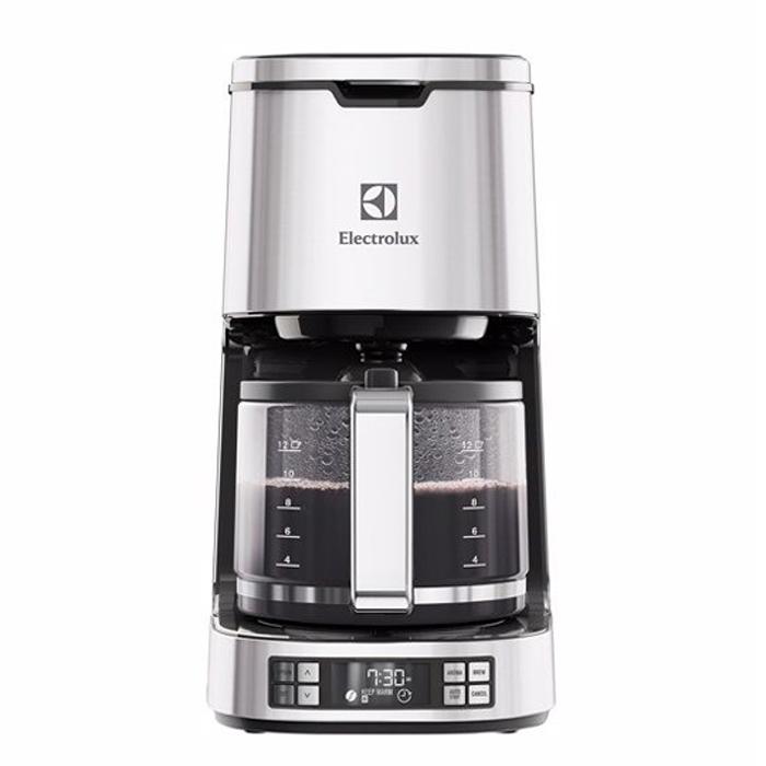 【新品上市】Electrolux伊萊克斯 ECM7814 / ECM7814S 設計家不鏽鋼美式咖啡機