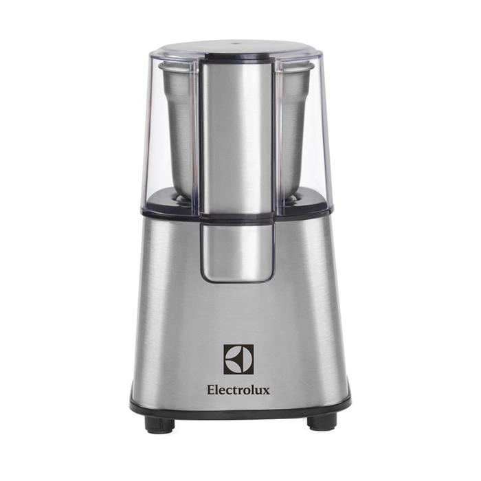【Electrolux 伊萊克斯】不鏽鋼咖啡磨豆機ECG3003S