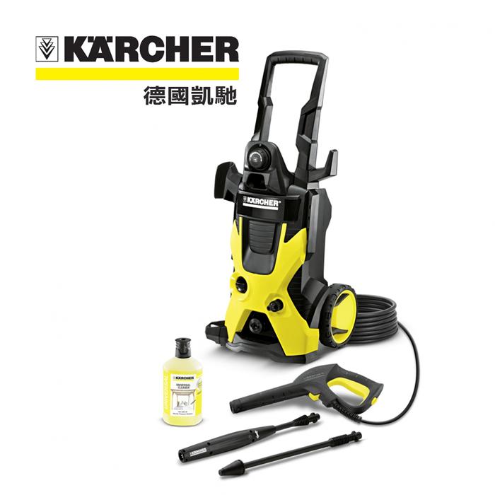 【Karcher 德國凱馳】 旗艦款 K5 冷水高壓清洗機 清洗機 洗車機 (取代舊款K5.68) (APP)