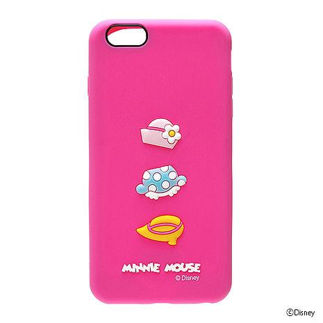 iJacket 迪士尼 iPhone 6 / 6s Plus 5.5吋 立體造型系列 軟式保護套 - 米妮