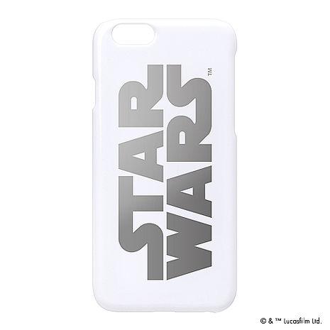 iJacket 迪士尼 iPhone 6/6s 4.7吋 星際大戰復古 銀箔系列 硬式保護殼 - Logo