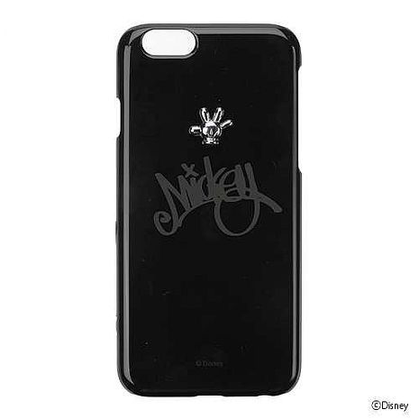 iJacket 迪士尼 iPhone 6/6s 4.7吋 塗鴉 復古硬式保護殼 - 米奇小手