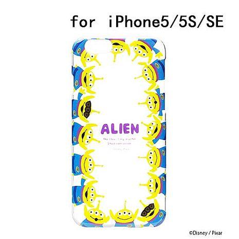 iJacket 迪士尼 iPhone SE/5/5s 彩繪 透明硬式保護殼 - 三眼怪