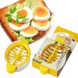 ECHO 日本 三合一水煮蛋切片器