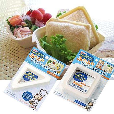ECHO 日本 三明治/吐司 壓邊模具