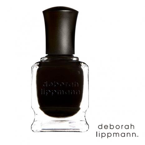 deborah lippmann奢華精品指甲油 呼喚你的名字Fade To Black#20046