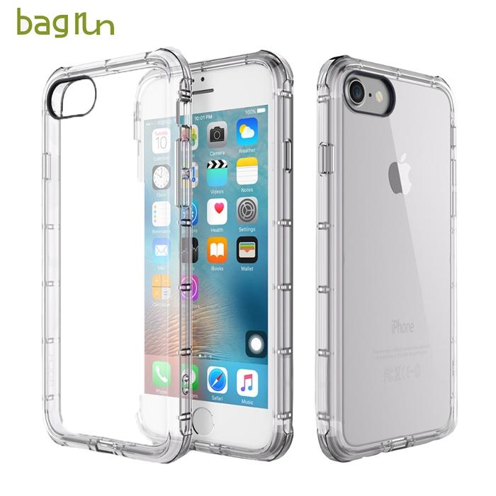 【Bagrun】iPhone 8/7 Plus 5.5吋 空壓/氣墊/抗防摔/手機殼