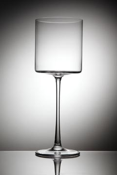 【RONA】-手工杯系列- Vela矩形杯:460ml 紅酒杯 2入
